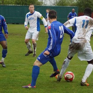 GAFC 0 - 3 Enfield Town