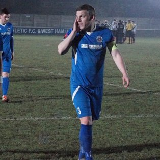 Two goals each for Baker and Hammond gives Grays a 4-2 victory over rivals Tilbury