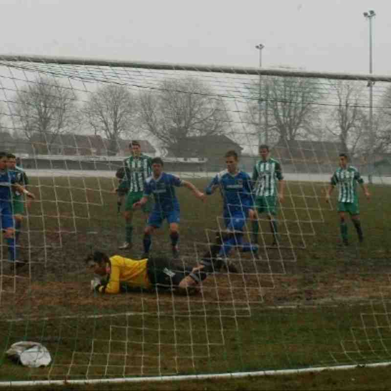 WEST GOAL AT SOHAM