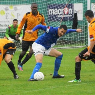 Grays outclassed by organised East Thurrock