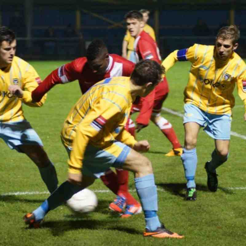 AWAY CANVEY 12/11/13