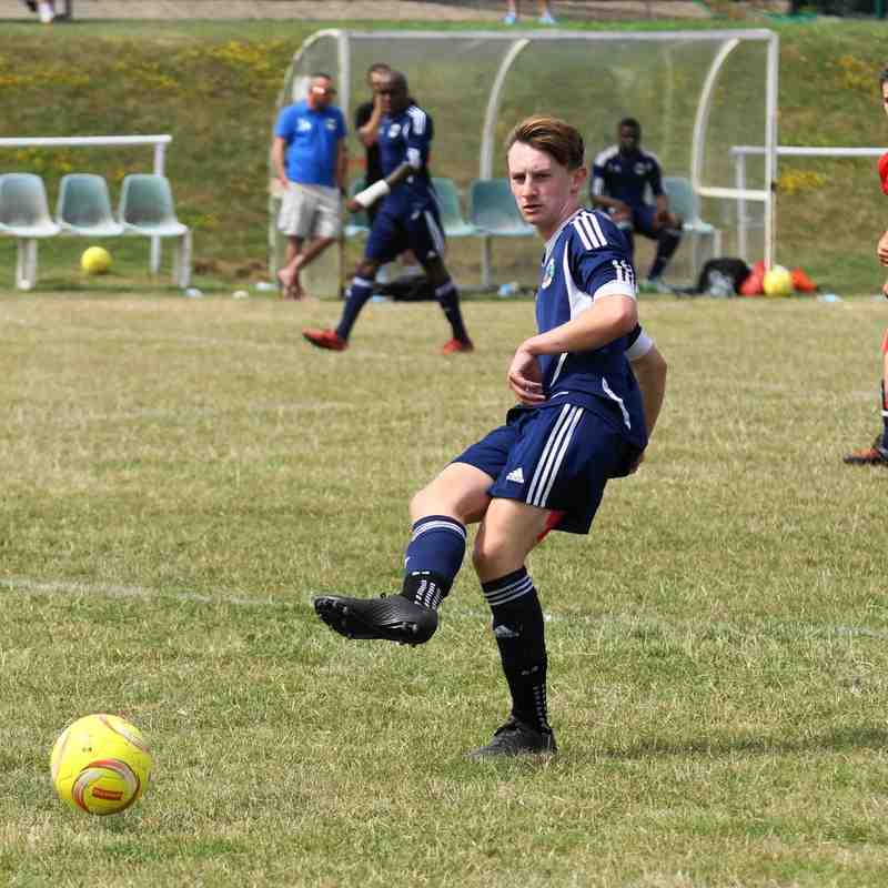 AT ACADEMY V SUDBURY*(f) 18/7/15 LOST 5-0.