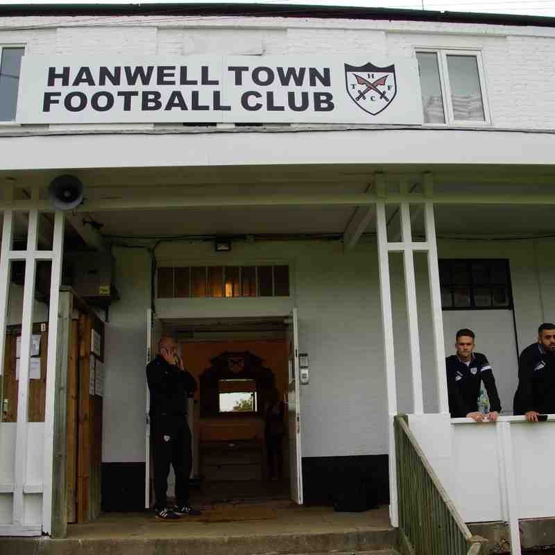 AWAY AT HANWELL TOWN 3RD FA CUP QR 10/10/15  won 2-1