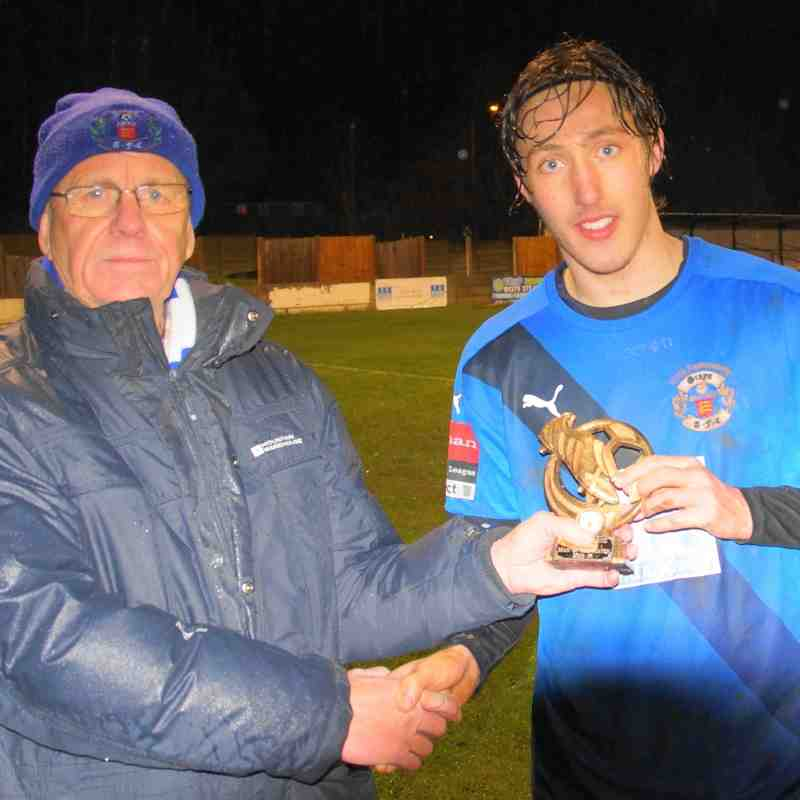 SPONSORS MOM V TONBRIDGE ANGELS --JAKE HUTCHINGS