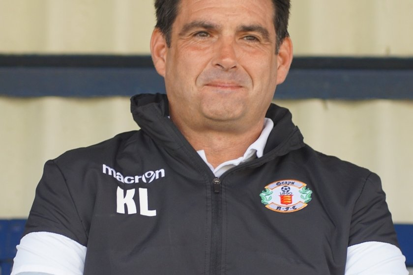 KEITH LEVETT DEPARTS AS ASSISTANT MANAGER
