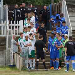 Grays Come Close To Opening Win