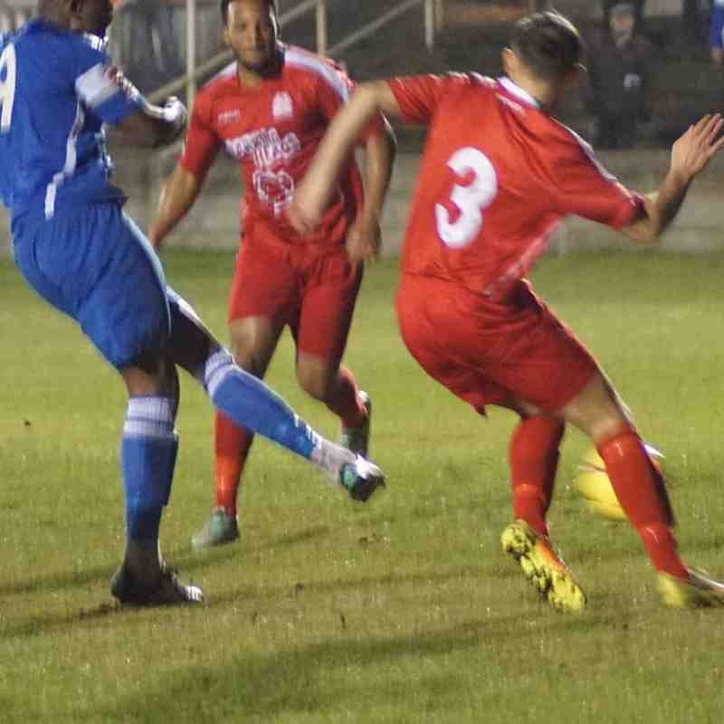 MENGA`S GOALS V HARROW 8/2/17 LOST 2-5