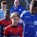 ESSEX COMETS UNDER 11`S AT GRAYS 25/3/17