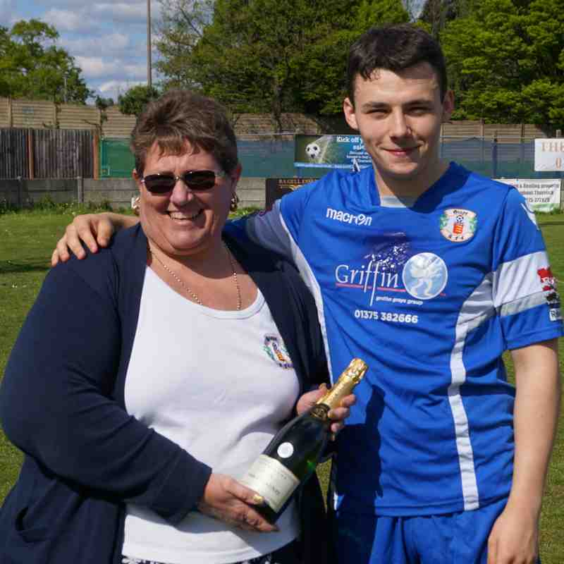 PLAYER OF THE MONTH(MARCH)AS VOTED BY FANS-HARRY WATKINS