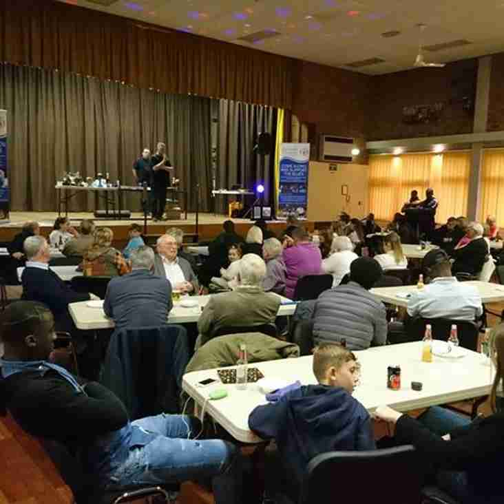 Supporters come together for Presentation Night and Hall of Fame