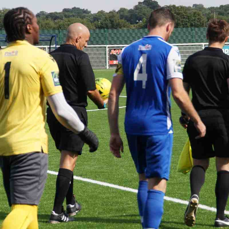 HOME TO AVELEY-28/8/17-WON 4-2