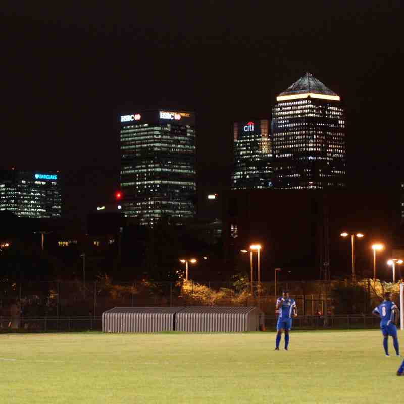 FA YOUTH CUP(prem.rd)V TOWER HAMLETS 4/9/17-LOST 5-3