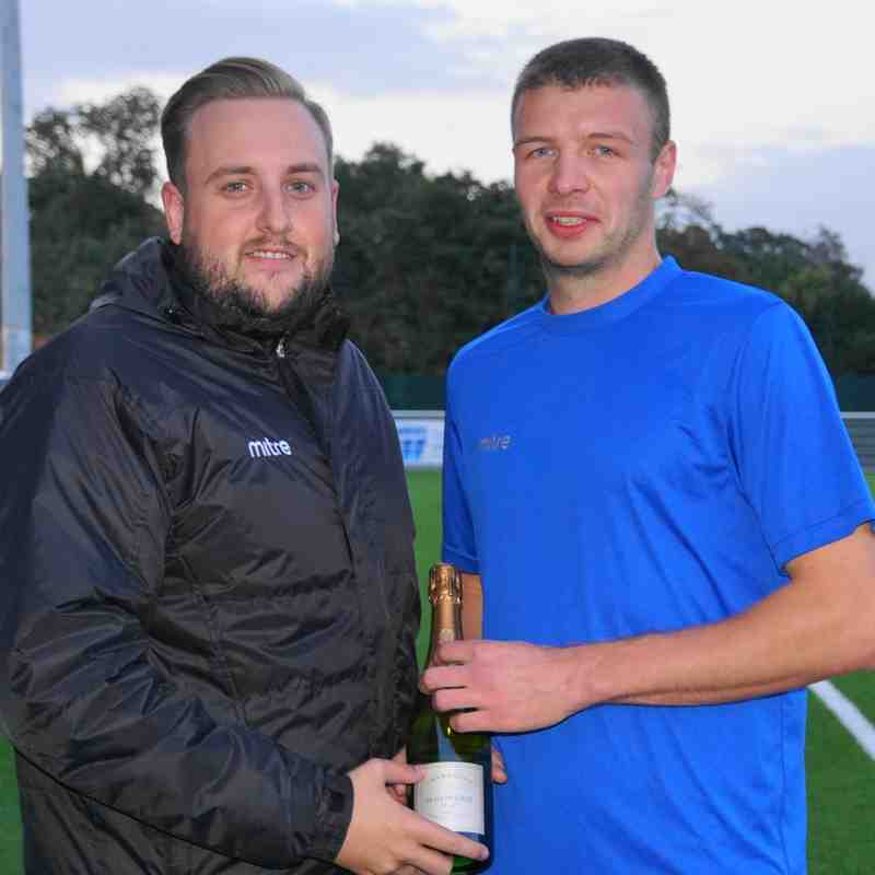 AUGUST PLAYER OF THE MONTH__PERRY DUNN.
