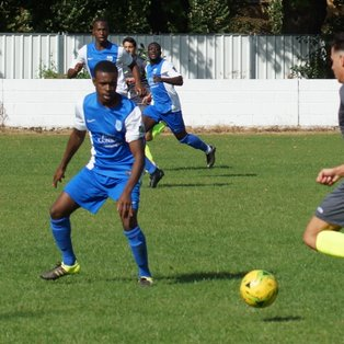 Lacklustre Blues go down at Barking