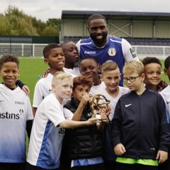 GRAYS U`10s AT PARKSIDE-7/10/17.