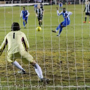 Ten Men Blues earn point at Heybridge