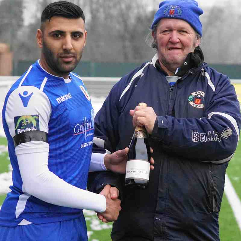 PLAYER OF FEBRUARY-RYAN MAHAL