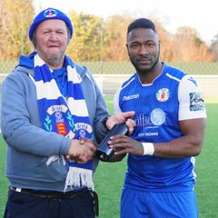 OCTOBER 2018 PLAYER OF THE MONTH_J.CARLOS