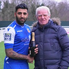 DECEMBER PLAYER OF THE MONTH-RYAN MAHAL