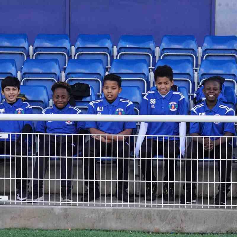 GAFC YOUTH U`12s BLUE.