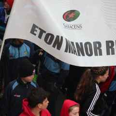 Eton Manor @ Wembley