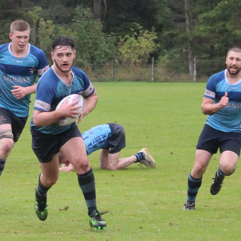 Kinross vs Blairgowrie RFC -  1st September 2018