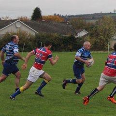 Blairgowrie RFC 2nd XV vs Whitecraigs RFC