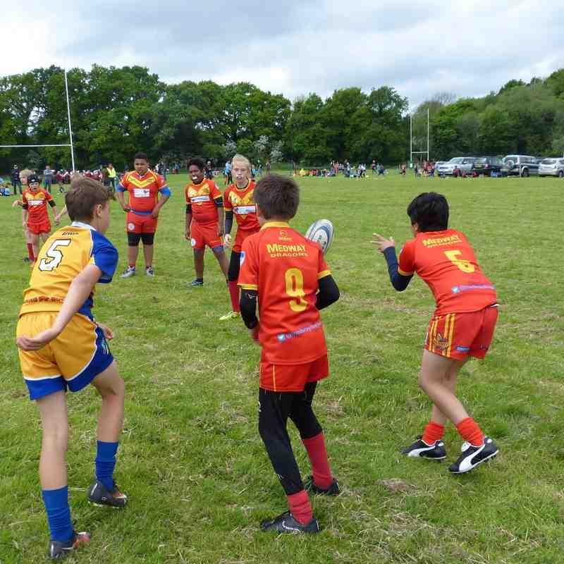 Primary teams at Elmbridge 05.16