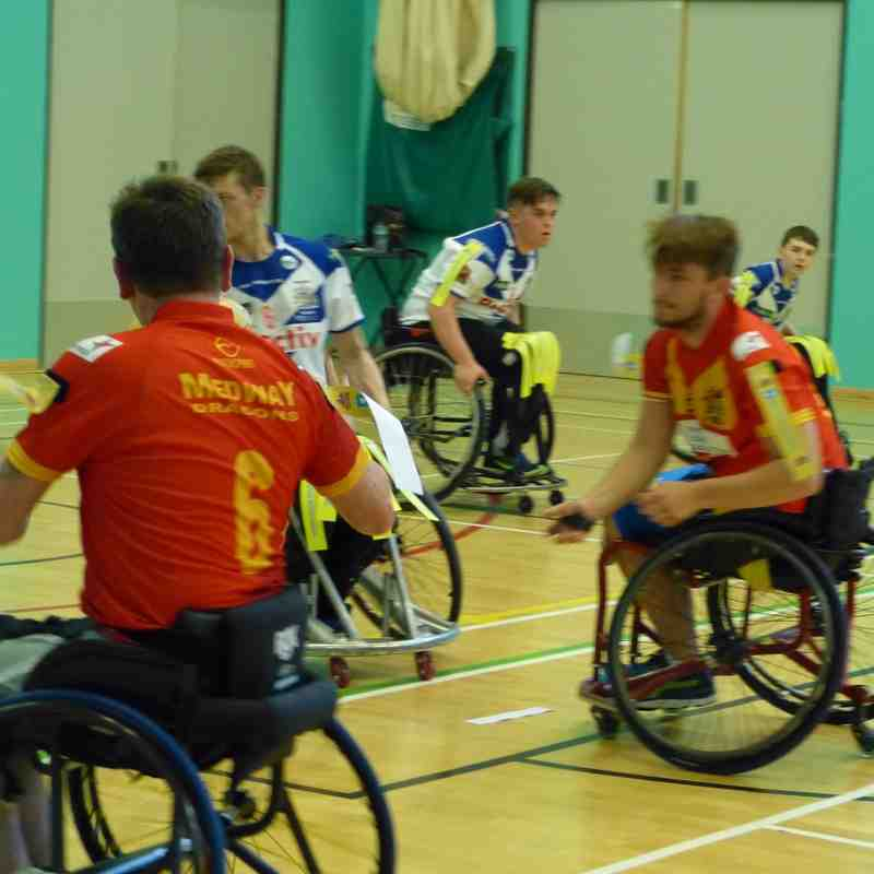 Wheelchair v Hull July 2106