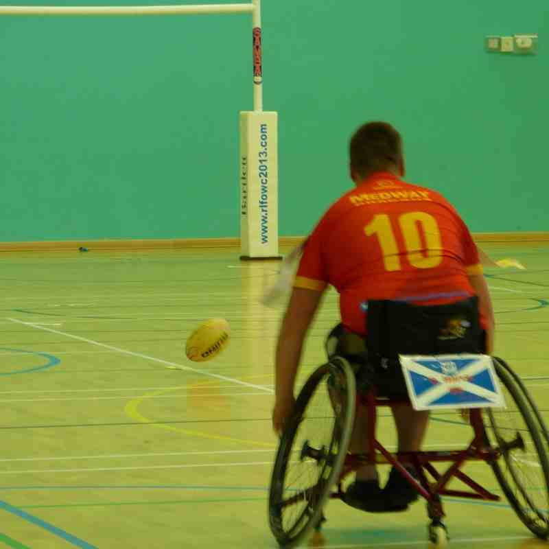 Wheelchair v Hull July 2106