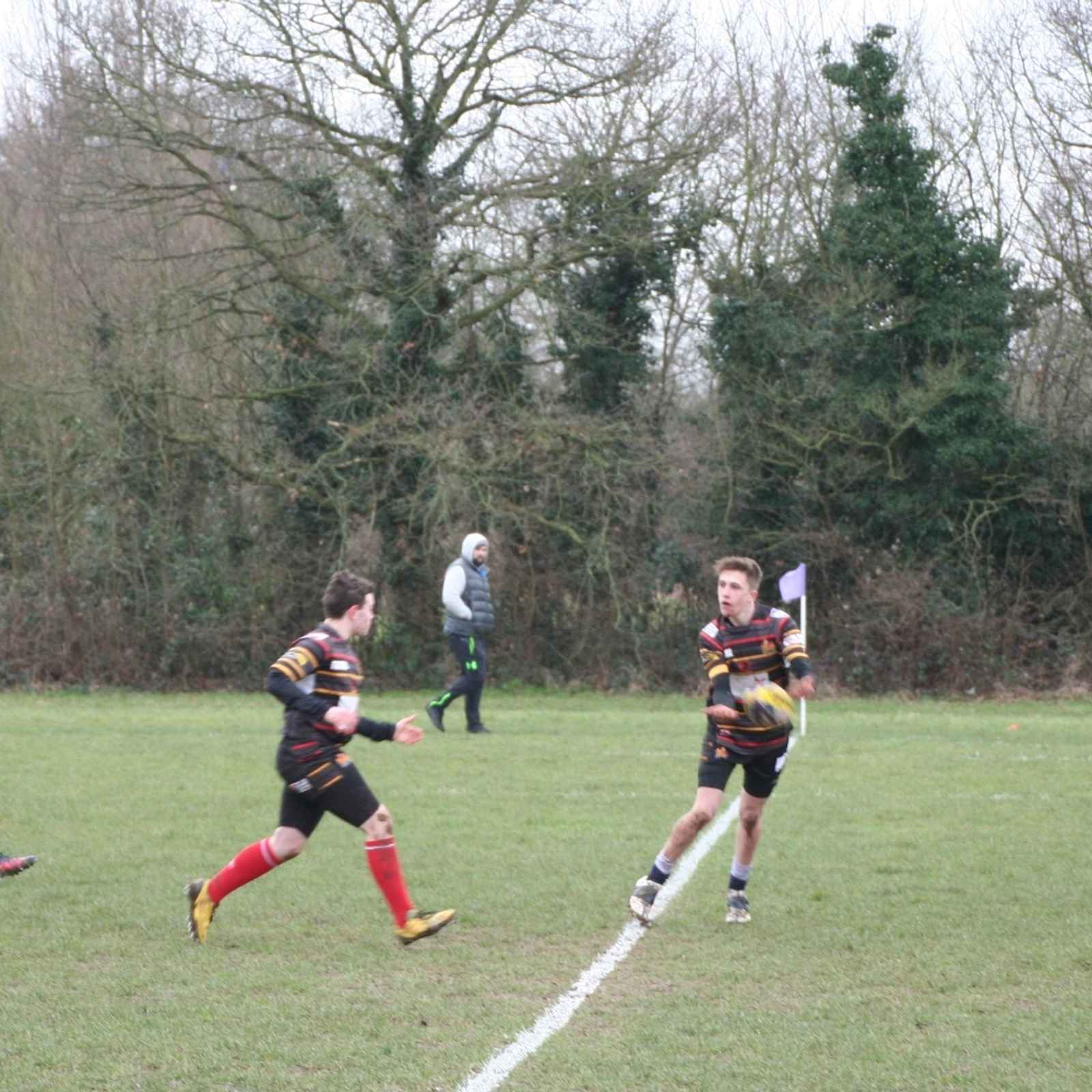 Skolars prove too strong once again for the Dragons.