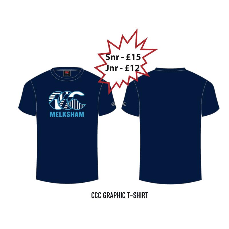 CCC Graphic T-Shirt (Senior)