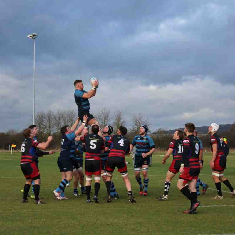 Melksham RFC 1st XV 19 vs BOA 33