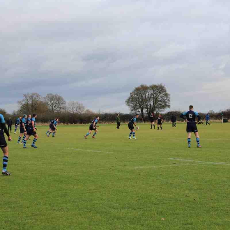 Melksham RFC 2nd XV vs Colerne