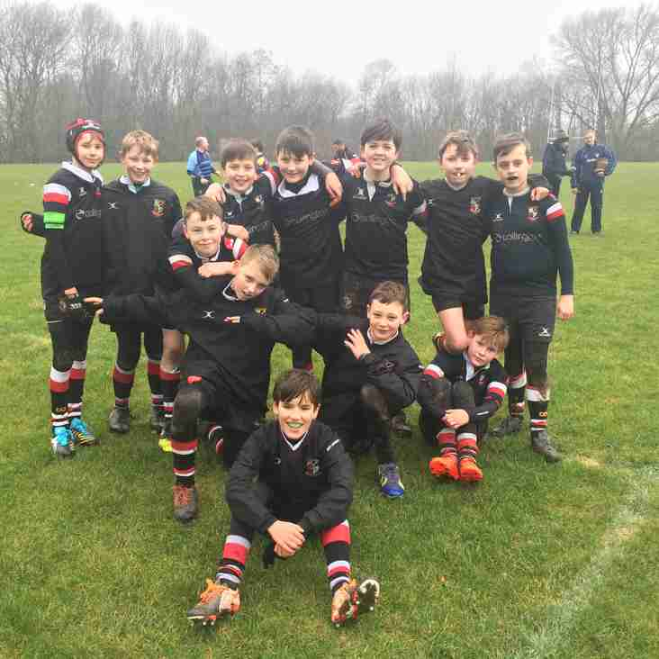 AKRFC U12s Into the Semi-final Draw of Cheshire Vase Competition