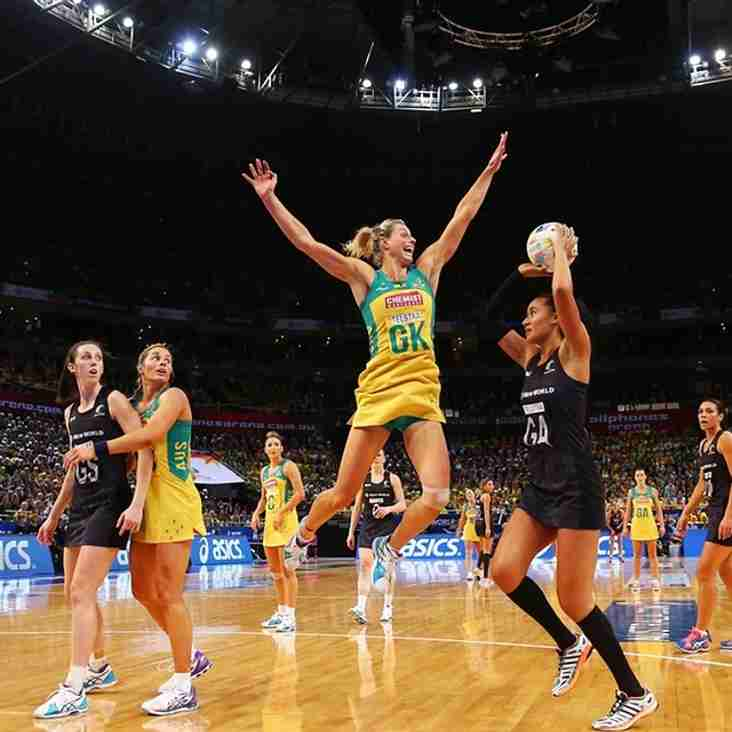 Netball to become a quicker, quieter game with new rules to be introduced