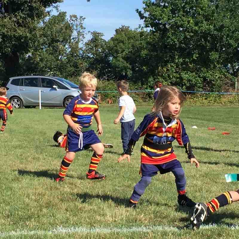 U5 & U6 Early Season Training