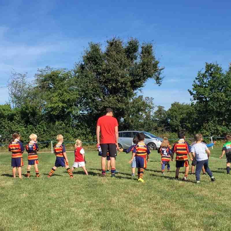 U5 & U6 Early Season Training