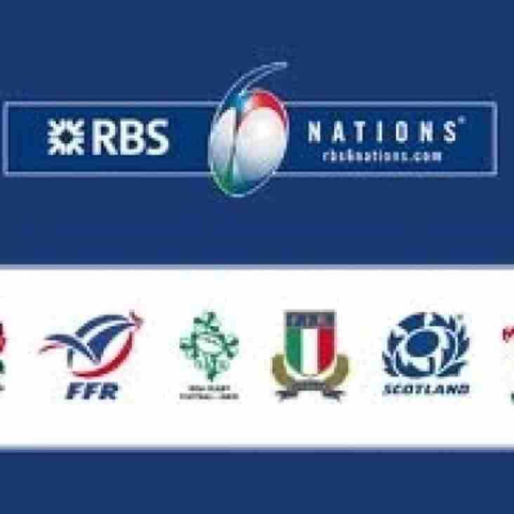 Six Nations Games - 25th & 26th February