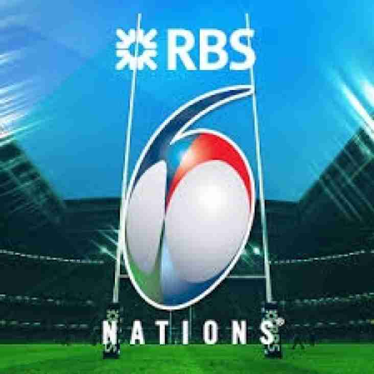 Six Nations Games - 11th & 12th  February