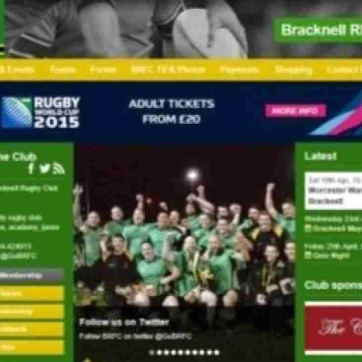 BRFC website
