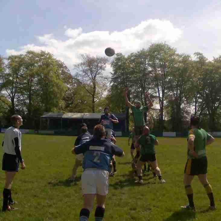 Vets Berks Cup Final