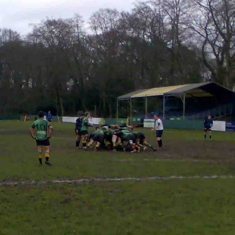 Stags vs Witney (Home) 31 Jan 2015