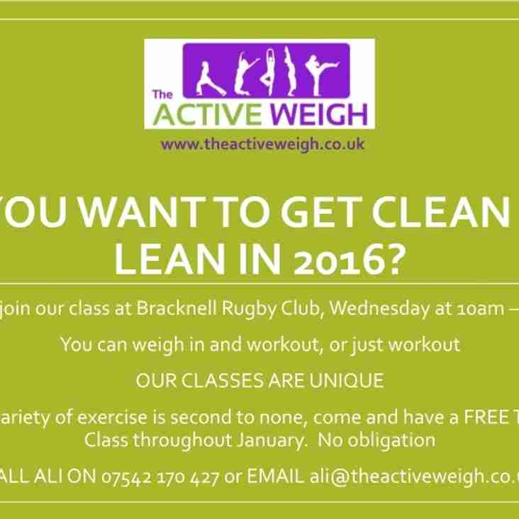 Want to get lean & mean in 2016?