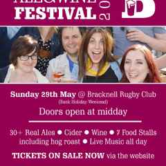 Bracknell Ale and Wine Festival