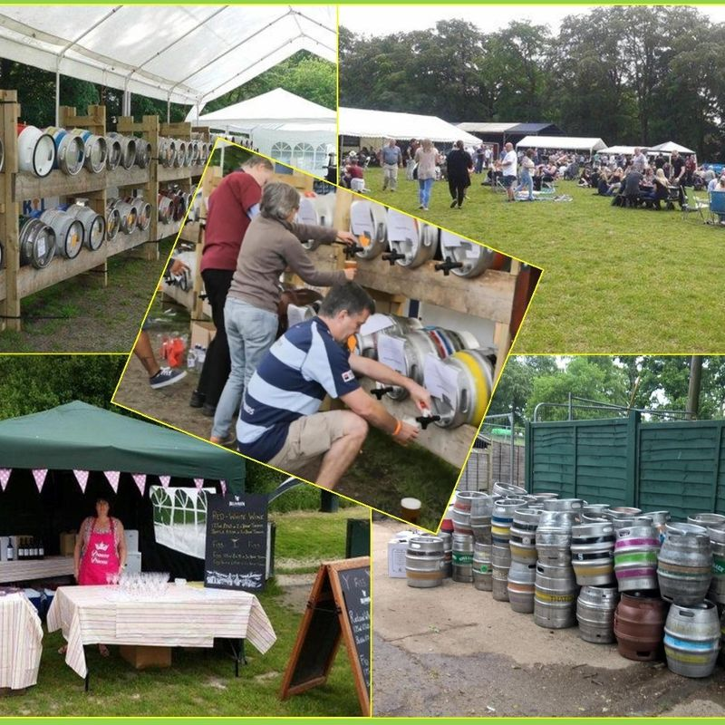 Volunteers required for Ale & Cider Festival
