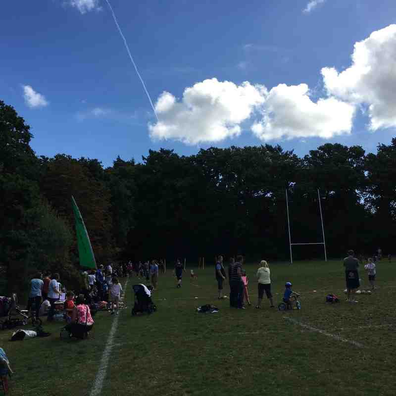 Minis & Juniors Fun day