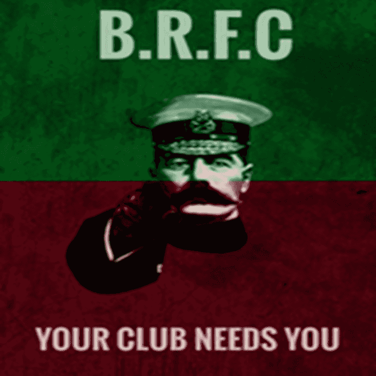 BRFC - Your club needs you!!