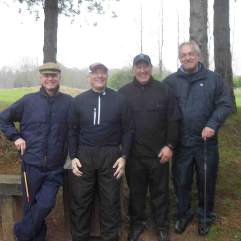 Bracknell Bulls Christmas Golf Day (2016)