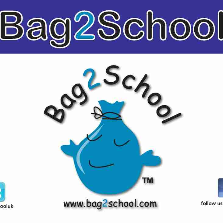 Old bags for cash! Raise funds for BRFC.